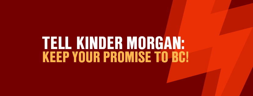 Kinder morgan, union, safety before profits, LiUNA, pipeline